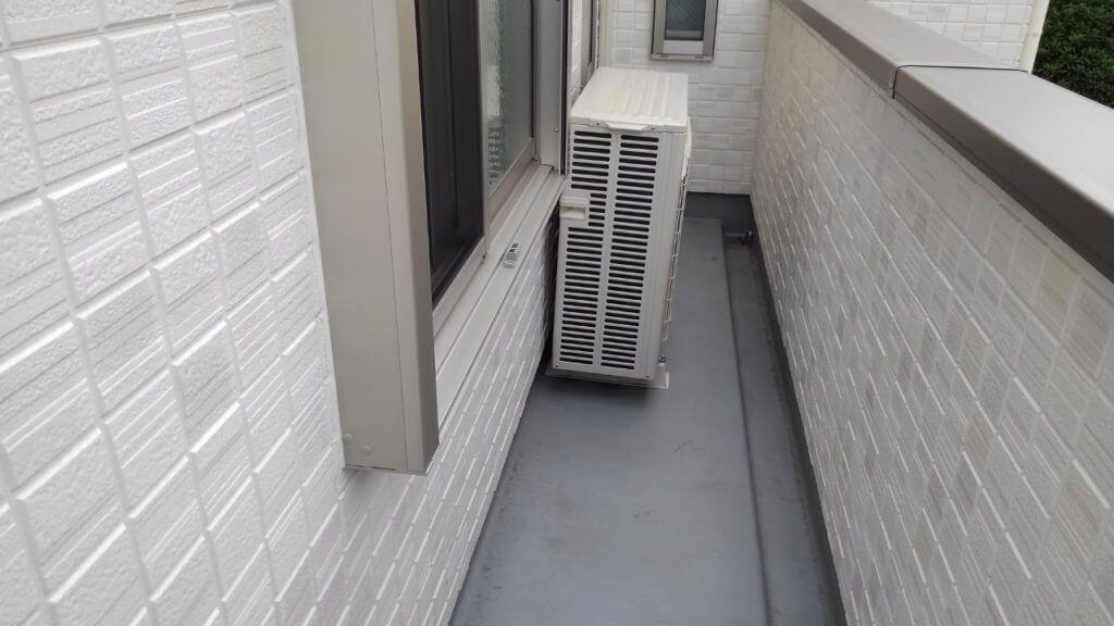 エアコンの室外機もゴキブリ侵入ポイント